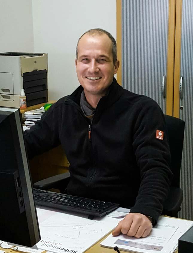 Bjoern Zimmermann, Lagerverwalter