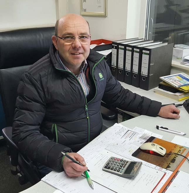 Klaus Kollmann, Geschäftsführer